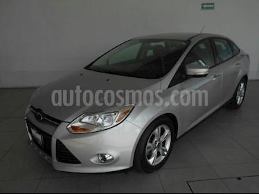 Foto venta Auto Usado Ford Focus SE Aut (2013) color Plata precio $169,000
