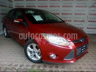 Foto venta Auto Seminuevo Ford Focus SE Aut (2012) color Plata Estelar precio $140,000