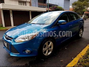 Foto venta Auto Seminuevo Ford Focus SE Aut (2013) color Azul Brillante precio $140,000