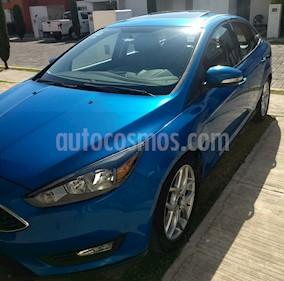 Foto venta Auto usado Ford Focus SE Luxury Aut (2016) color Azul Brillante precio $260,000
