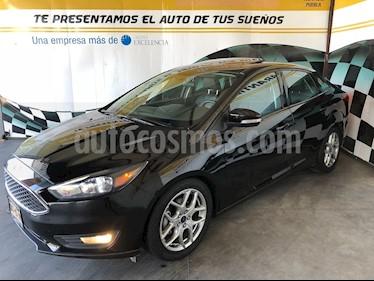 Foto venta Auto Seminuevo Ford Focus SE Luxury Aut (2016) color Negro precio $247,000