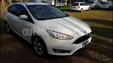 Foto venta Auto Usado Ford Focus SE Plus 2.0 Duratec MT5 (170cv) (2016) color Blanco precio $485.000