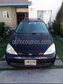 Foto venta Auto usado Ford Focus SE Wagon Aut (2002) color Negro precio $43,000