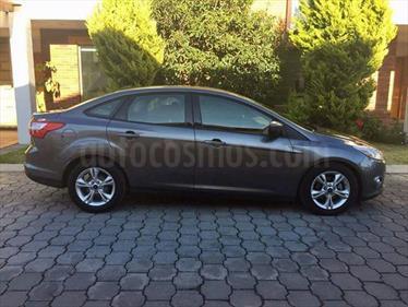 Foto venta Auto Usado Ford Focus SE (2012) color Gris Mercurio precio $123,000