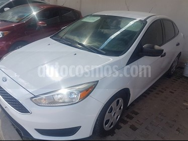 Foto venta Auto Seminuevo Ford Focus Sedan S 4-ptas AT (2015) color Blanco precio $164,000