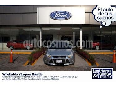 foto Ford Focus Sedan SEL 4-ptas