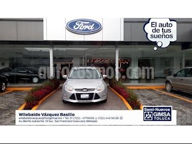 Foto venta Auto Usado Ford Focus Sedan SEL PLUS 4-ptas (2012) color Plata precio $146,000