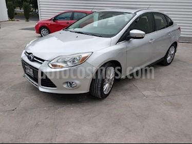 Foto venta Auto Usado Ford Focus SEL Aut Plus (2012) color Plata precio $169,000
