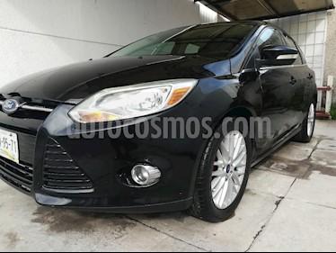 Foto venta Auto Seminuevo Ford Focus SEL Aut (2012) color Negro precio $142,000