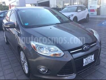 Foto Ford Focus SEL TA 4 PTAS usado (2012) color Gris precio $185,000