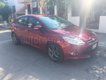 Foto venta Auto usado Ford Focus Sport Aut (2014) color Rojo precio $160,000