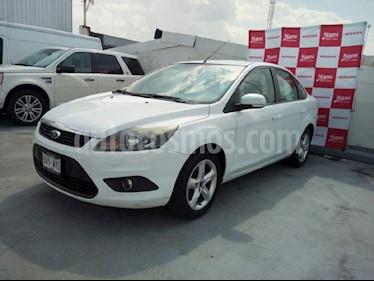 Foto venta Auto Usado Ford Focus Sport Aut (2009) color Blanco precio $98,000