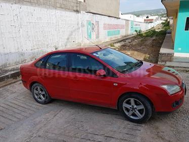 Foto venta Auto usado Ford Focus Sport (2008) color Rojo Mexicano precio $75,000