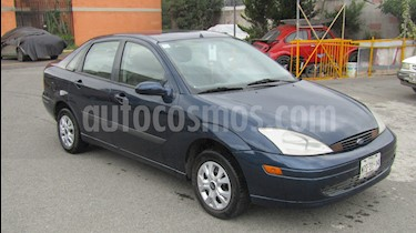 Foto venta Auto usado Ford Focus Sport (2002) color Azul precio $40,000