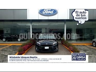 Foto venta Auto Seminuevo Ford Focus ST 5-ptas MT (2016) color Negro precio $469,000