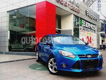 Foto venta Auto Seminuevo Ford Focus Titanium (2013) color Azul Brillante precio $185,000