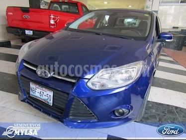 Foto venta Auto Seminuevo Ford Focus TREND 5-ptas (2014) color Azul precio $165,000