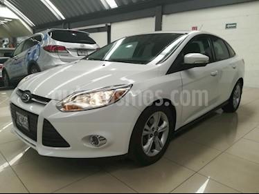 Foto venta Auto Usado Ford Focus Trend Aut (2014) color Blanco precio $164,000