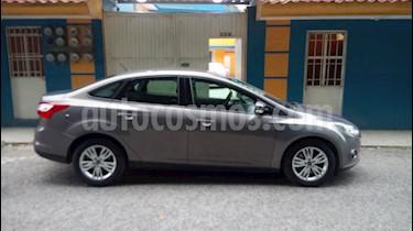 Foto venta Auto usado Ford Focus Trend Aut (2014) color Gris precio $151,000