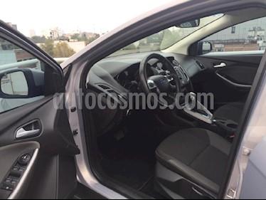 Foto venta Auto Seminuevo Ford Focus Trend Aut (2014) color Gris precio $161,000