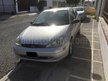 Foto venta Auto usado Ford Focus ZX3 High (2002) color Plata precio $48,000