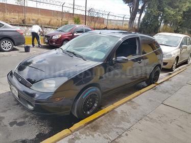 Foto venta Auto usado Ford Focus ZX3 Mid (2003) color Negro Onix precio $54,000
