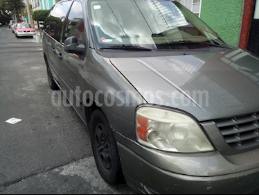 Foto venta Auto usado Ford Freestar LX (2004) color Verde precio $68,000