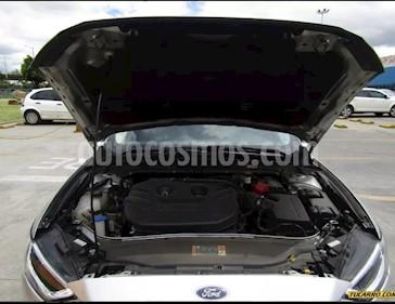 Ford Fusion 2.0L Titanium Plus usado (2017) color Plata precio $81.000.000