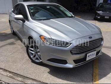 Foto venta Auto Seminuevo Ford Fusion 2.5 S I4 AT (2013) color Plata Estelar precio $185,000