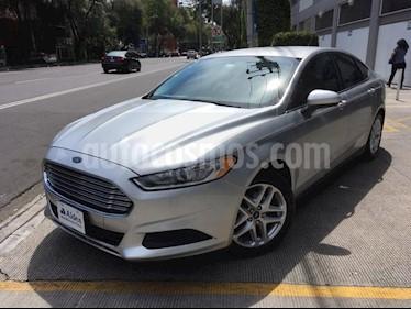 Foto venta Auto Seminuevo Ford Fusion 2.5 S I4 AT (2013) color Plata precio $185,000