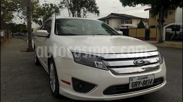 Foto venta Auto usado Ford Fusion 2.5L SE Aut (2010) color Blanco precio u$s20.000