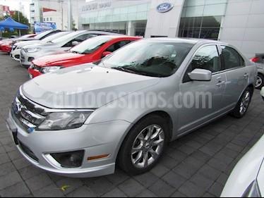 Foto venta Auto Usado Ford Fusion 3.0 SEL V6 PIEL AT (2012) color Plata precio $145,000