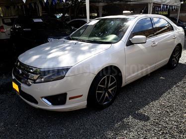 Ford Fusion 3.0L Aut usado (2012) color Blanco precio $36.000.000