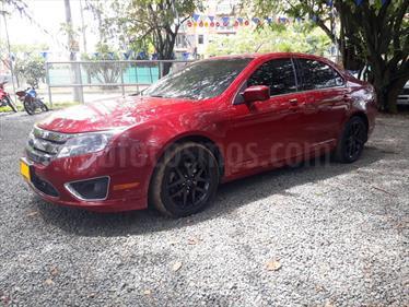 Ford Fusion 3.0L Aut usado (2010) color Rojo Sangria precio $34.000.000