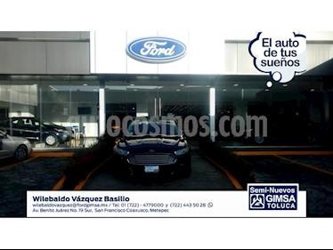 Foto venta Auto Usado Ford Fusion 4 PTS. S, L4, TA (2015) color Negro precio $199,000