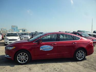 Foto Ford Fusion 4p SE Advance L4/2.5 Aut