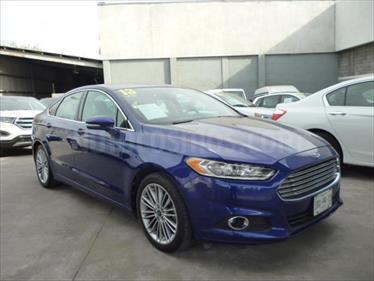 foto Ford Fusion 4p SE Luxury L4 piel