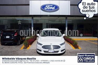 foto Ford Fusion 4p SE Luxury L4/2.0/T Aut