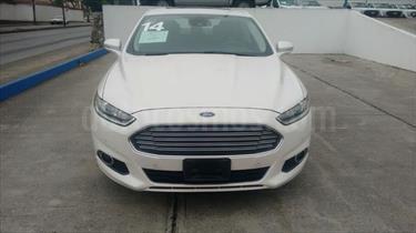 foto Ford Fusion 4p Titanium Plus L4/2.0/T Aut
