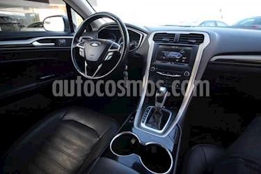 Foto venta Auto Seminuevo Ford Fusion FUSION SE LUX 2L GTDI (2015) color Gris precio $265,000