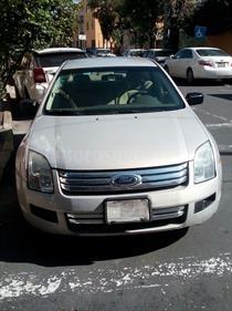 Foto venta Auto Seminuevo Ford Fusion S (2009) color Beige precio $89,500