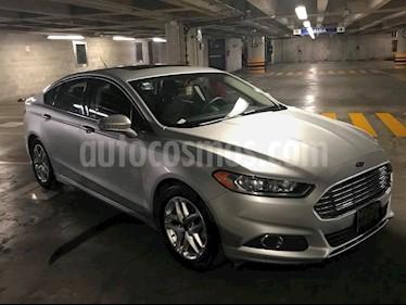Foto venta Auto usado Ford Fusion SE Advance Nav (2015) color Plata Estelar precio $230,000