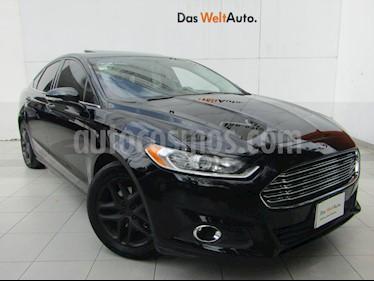 Foto venta Auto Seminuevo Ford Fusion SE Aut (2016) color Negro precio $220,000