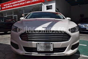 foto Ford Fusion SE Hibrido