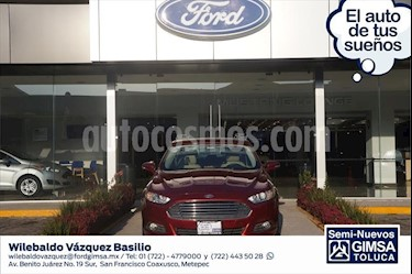 foto Ford Fusion SE Luxury Plus L4/2.0/T Aut