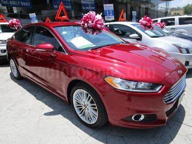 Foto Ford Fusion SE Luxury Plus