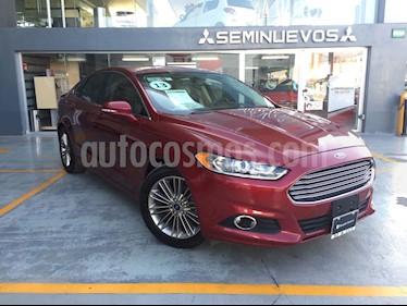 foto Ford Fusion SE Luxury Plus