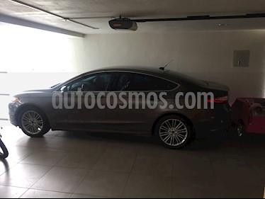 Foto venta Auto Seminuevo Ford Fusion SE Luxury Plus (2013) color Gris Nocturno precio $189,000