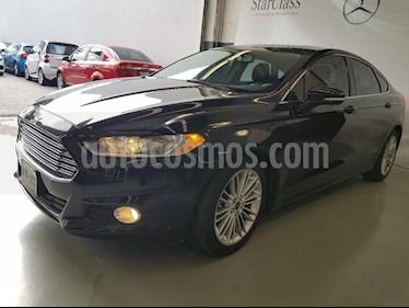 Foto venta Auto Seminuevo Ford Fusion SE Luxury Plus (2014) color Negro precio $207,000