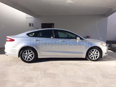 Foto venta Auto usado Ford Fusion SE Luxury (2014) color Plata Estelar precio $215,000